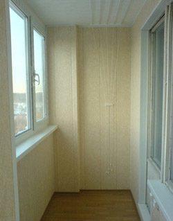 ремонт лоджий в Новоалтайске